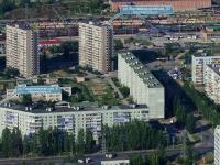 Тольятти, улица Железнодорожная, дом 23. многоквартирный дом