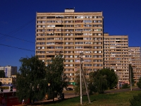neighbour house: st. Zheleznodorozhnaya, house 23. Apartment house