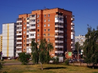 neighbour house: st. Zheleznodorozhnaya, house 25. Apartment house