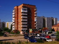 Togliatti, Zheleznodorozhnaya st, house 25. Apartment house