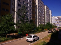 Togliatti, Zheleznodorozhnaya st, house 27. Apartment house