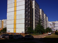neighbour house: st. Zheleznodorozhnaya, house 27. Apartment house