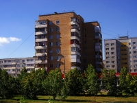 Togliatti, Zheleznodorozhnaya st, house 33. Apartment house