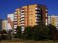 neighbour house: st. Zheleznodorozhnaya, house 33. Apartment house
