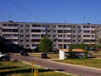 Togliatti, Zheleznodorozhnaya st, house 35. Apartment house