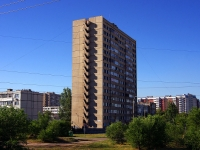 Togliatti, Zheleznodorozhnaya st, house 47. Apartment house