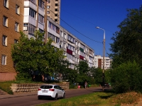 neighbour house: st. Zheleznodorozhnaya, house 49А. Apartment house