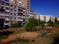 Тольятти, улица Железнодорожная, дом 49А. многоквартирный дом