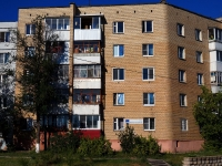 Togliatti, Zheleznodorozhnaya st, house 49Б. Apartment house