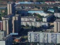 Togliatti, Zheleznodorozhnaya st, house 49Д. Apartment house