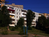 neighbour house: st. Zheleznodorozhnaya, house 49В. Apartment house