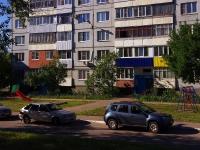 陶里亚蒂市, Zheleznodorozhnaya st, 房屋 53. 公寓楼