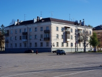 Togliatti, Zhilin st, house 2. Apartment house