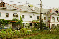 Togliatti, Zhilin st, house 3. Apartment house