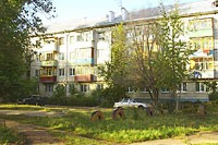 Togliatti, Zhilin st, house 16. Apartment house