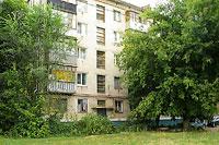 Togliatti, Zhilin st, house 21. Apartment house