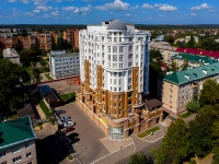 Тольятти, улица Жилина, дом 13А. многоквартирный дом