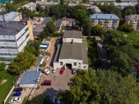 Тольятти, улица Жилина, дом 28А. хозяйственный корпус
