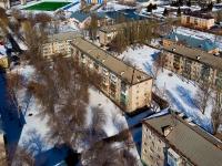 Тольятти, улица Жилина, дом 1А. многоквартирный дом