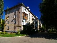 Тольятти, улица Жилина, дом 1. многоквартирный дом