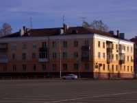 Togliatti, st Zhilin, house 2. Apartment house