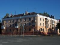 Тольятти, улица Жилина, дом 2. многоквартирный дом