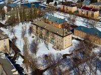 Тольятти, улица Жилина, дом 3А. многоквартирный дом