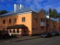 Тольятти, улица Жилина, дом 3. многоквартирный дом