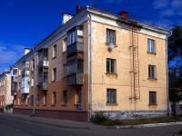 Тольятти, улица Жилина, дом 4. многоквартирный дом