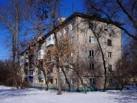 Тольятти, улица Жилина, дом 5А. многоквартирный дом