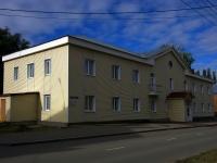 "neighbour house: st. Zhilin, house 5. МОУ ДОД ""Детская музыкальная школа №3"""