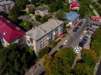 Тольятти, улица Жилина, дом 11. многоквартирный дом