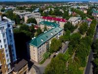 Тольятти, улица Жилина, дом 13. многоквартирный дом