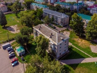 neighbour house: st. Zhilin, house 14. Apartment house
