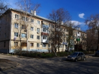 neighbour house: st. Zhilin, house 16. Apartment house