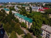 Тольятти, улица Жилина, дом 18. многоквартирный дом