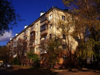 Togliatti, Zhilin st, house 18. Apartment house