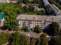 Тольятти, улица Жилина, дом 22. многоквартирный дом