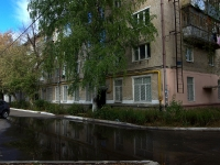 Togliatti, Zhilin st, house 23. Apartment house