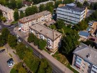 Тольятти, улица Жилина, дом 28. многоквартирный дом