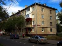 Togliatti, Zhilin st, house 28. Apartment house
