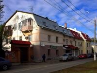 Тольятти, улица Жилина, дом 7. многоквартирный дом