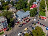 Тольятти, улица Жилина, дом 9. многофункциональное здание