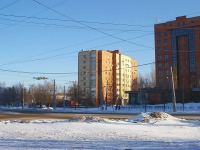 Togliatti, Marshal Zhukov st, house 29А. Apartment house