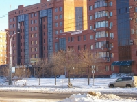 neighbour house: st. Marshal Zhukov, house 35Б. office building