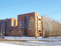 neighbour house: st. Marshal Zhukov, house 35В. Apartment house