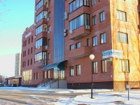 Togliatti, Marshal Zhukov st, house 35В. Apartment house