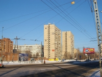 Togliatti, Marshal Zhukov st, house 44. Apartment house