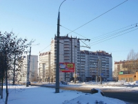 Togliatti, Marshal Zhukov st, house 52. Apartment house