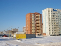 Togliatti, Marshal Zhukov st, house 54В. Apartment house